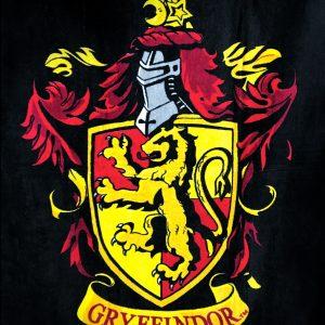 Harry Potter Хавлиена Кърпа Gryffindor 150 x 75 cm