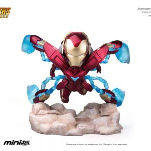 Колекционерска фигурка Iron Man Avengers Infinity War Mini Egg Attack MK 50 9 cm