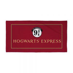 Хавлиена кърпа Harry Potter Hogwarts Express 140 x 70 cm