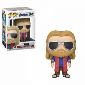 Funko POP! Фигурка Avengers: Endgame - Thor 9 cm POP! Movies