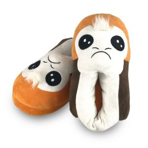 Дамски пантофи Star Wars Ladies Slippers Porgs