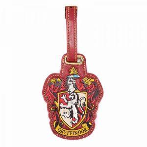 Етикет за име и адрес Harry Potter Luggage Tag Gryffindor