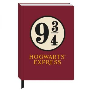 Тефтер Harry Potter Хари Потър A5 Notebook Platform 9 3/4