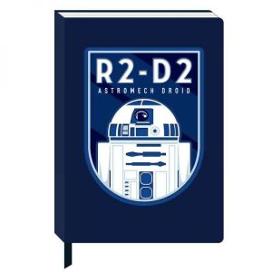 Тефтер Star Wars A5 Notebook R2-D2 Icon