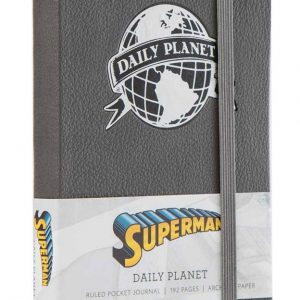 Джобен Тефтер Superman DC Comics Pocket Journal Daily Planet
