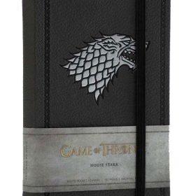 Джобен Тефтер Game of Thrones Pocket Journal House Stark