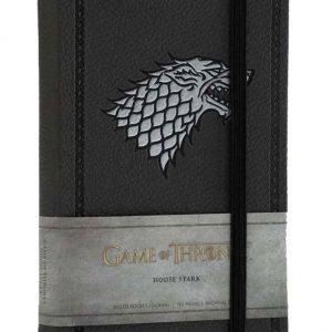Джобен Тефтер Game of Thrones Pocket Journal House Stark
