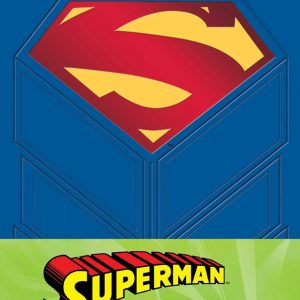Джобен Тефтер Superman DC Comics Pocket Journal