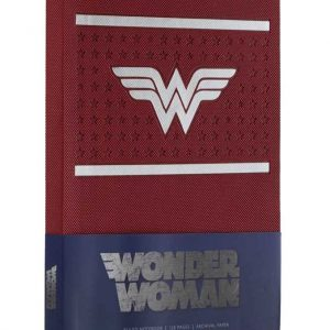 Тефтер Wonder Woman DC Comics Ruled Notebook