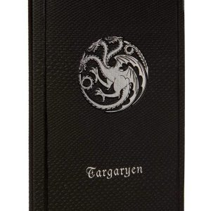 Тефтер Game of Thrones Ruled Notebook Targaryen