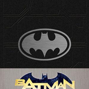 Тефтер Batman с Твърди Корици Ruled Journal Logo