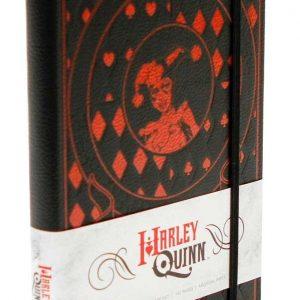 Тефтер Harley Quinn DC Comics с Твърди Корици Ruled Journal