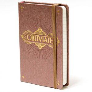 Джобен Тефтер Fantastic Beasts Pocket Journal Obliviate