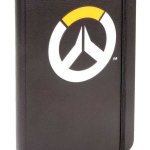 Тефтер Overwatch с Твърди Корици Ruled Journal Logo