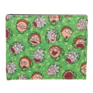 Портфейл Rick and Morty - All Over Print