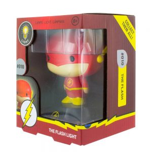 Лампа DC Comics 3D Light The Flash 10 cm