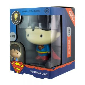 Лампа DC Comics 3D Light Superman 10 cm