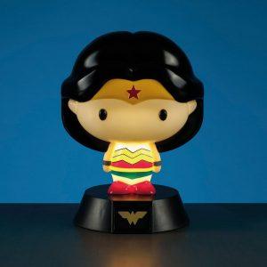 Лампа DC Comics 3D Light Wonder Woman 10 cm