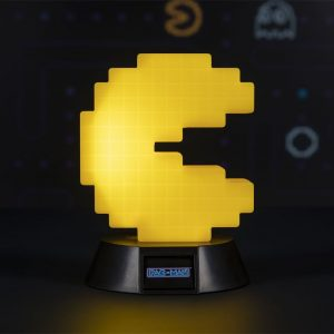 Лампа Pac-Man 3D Icon Light Pac-Man 10 cm