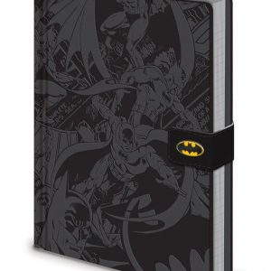 Тефтер Batman DC Comics Premium Notebook A5 Batman Montage