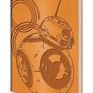 Тефтер Star Wars Flexi-Cover Notebook A5 BB-8