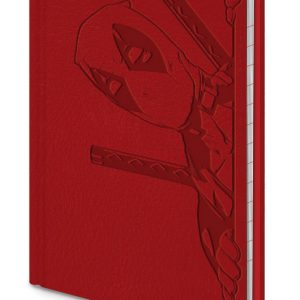 Джобен Тефтер Deadpool Marvel Premium Notebook A6 Peek A Book
