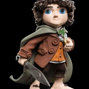 Колекционерска фигурка Lord of the Rings Weta Workshop Mini Epics - Frodo Baggins 11 cm