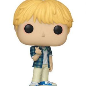 Funko POP! Фигурка BTS - Jin 9 cm POP! Rocks