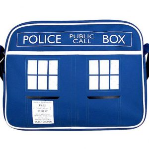 Чанта Doctor Who Messenger Bag Tardis