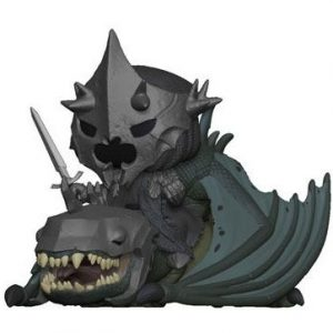 Голяма Funko POP! Фигурка Lord of the Rings - Witch King and Fellbeast 15 cm POP! Rides