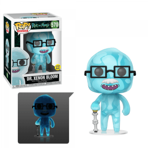 Funko POP! Фигурка Rick and Morty - Dr. Xenon Bloom 9 cm POP! Animation