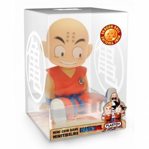Касичка Dragon Ball Bust Bank Krillin 14 cm