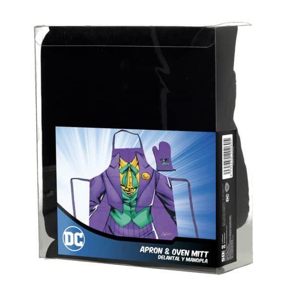 Комплект Готварска Престилка и Ръкавица DC Comics The Joker