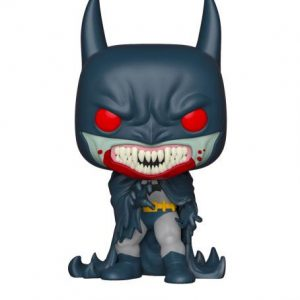 Funko POP! Фигурка Batman 80th - Red Rain Batman (1991) 9 cm POP! Heroes