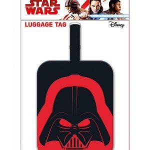 Етикет за име и адрес Star Wars Darth Vader Helmet