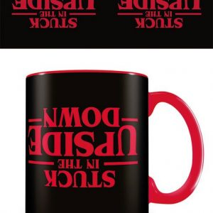 Чаша Stranger Things Mug Stuck In The Upside Down