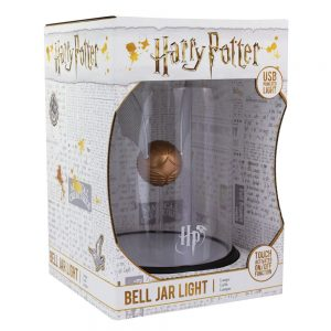 Лампа Harry Potter - Golden Snitch 20 cm