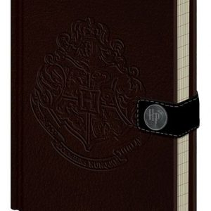 Тефтер Harry Potter Premium Notebook A5 Hogwarts Crest