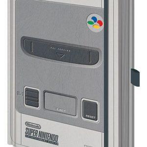 Тефтер Nintendo Premium Notebook A5 SNES