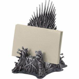 Поставка за визитки Game of Thrones Iron Throne 11 cm