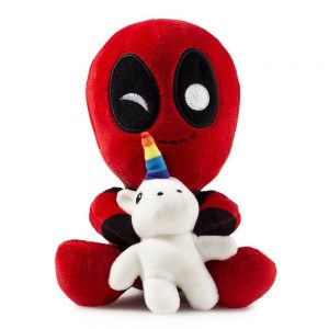 Плюшена играчка Deadpool Phunny Plush Figure 18 cm