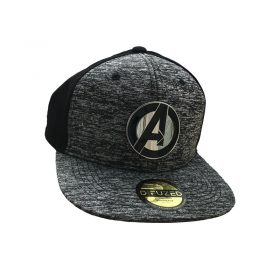 Шапка Avengers Snap Back Baseball Cap Metal Logo