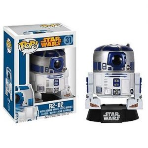 Funko POP! Фигурка Star Wars - R2-D2 POP! Movies