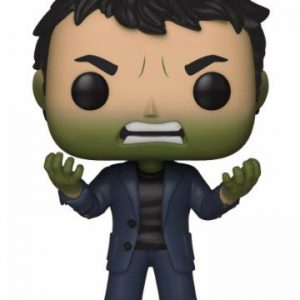 Funko POP! Фигурка Marvel Avengers Infinity War - Bruce Banner (Hulk Head) POP! Marvel