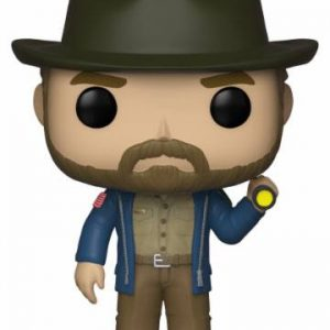 Funko POP! Фигурка Stranger Things - Hopper with Flashlight POP! Television
