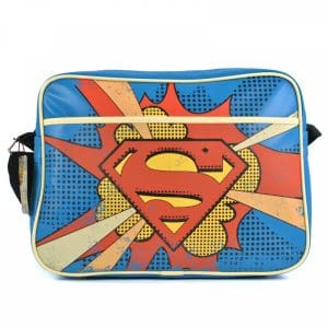 Чанта Superman Messenger Bag