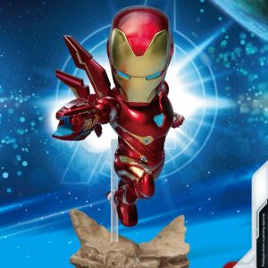 Колекционерска фигурка - Marvel Avengers: Endgame Mini Egg Attack Figure Iron Man MK50 10 cm