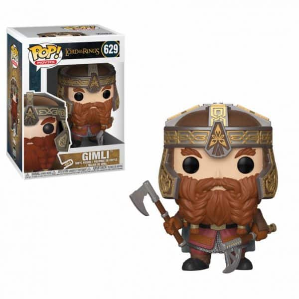 Funko POP! Фигурка The Lord of the Rings - Gimli POP! Movies