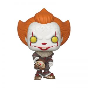 Funko POP! Фигурка Stephen King's It Chapter 2 - Pennywise with Beaver Hat POP! Movies