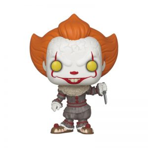 Funko POP! Фигурка Stephen King's It Chapter 2 - Pennywise with Blade POP! Movies